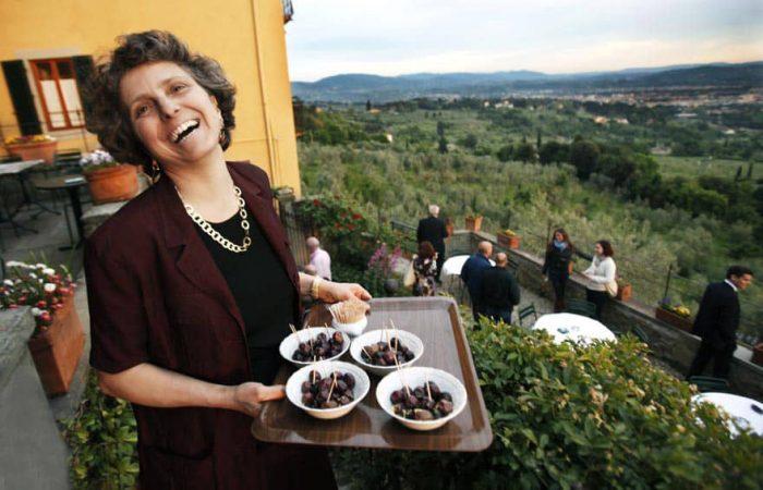 Dormire a Fiesole Firenze - Pensione Bencistà