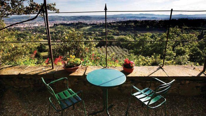 Camere Antica Dimora Fiesole Firenze - Pensione Bencistà