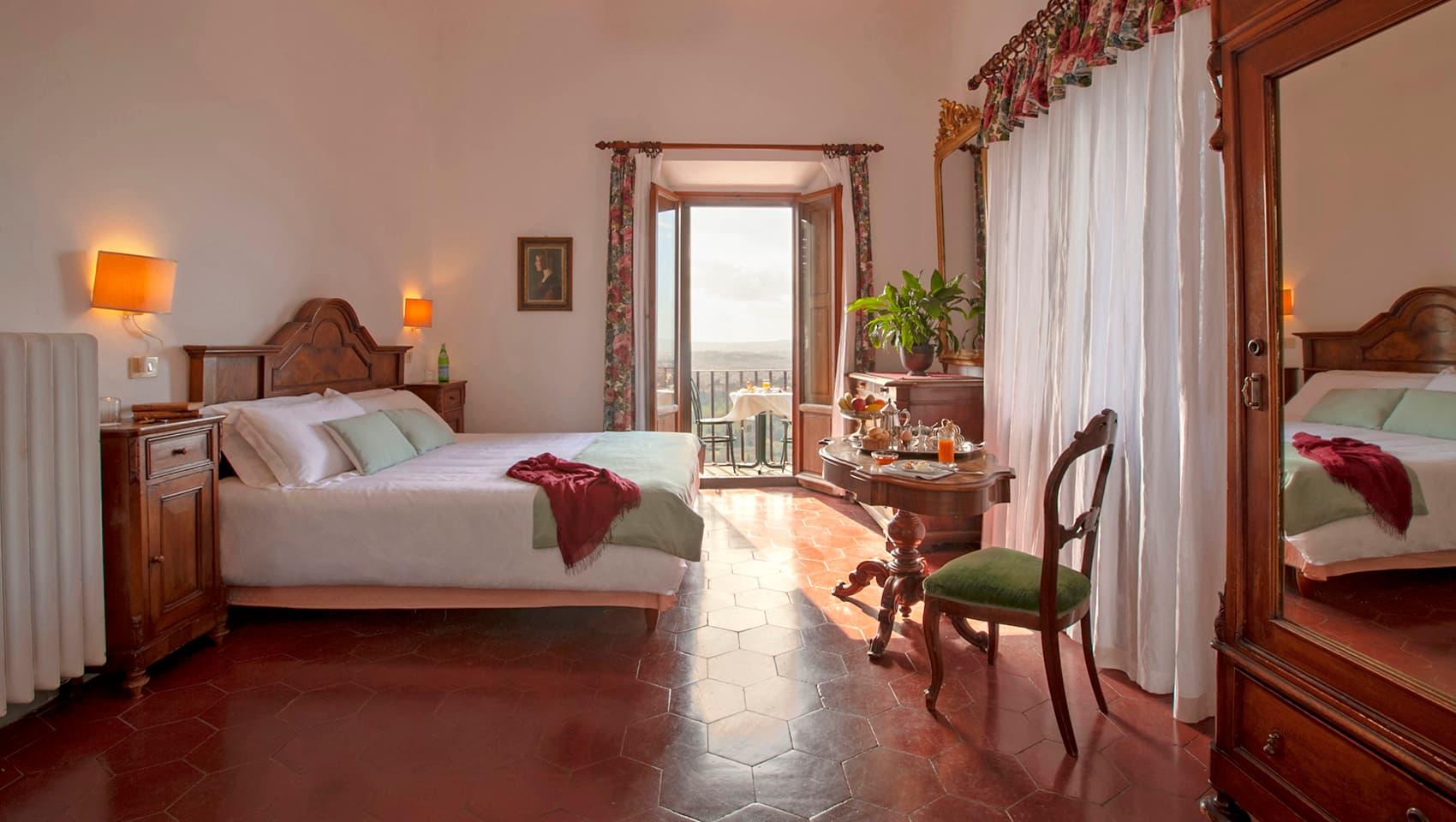 Camere Hotel Fiesole Firenze - Pensione Bencistà
