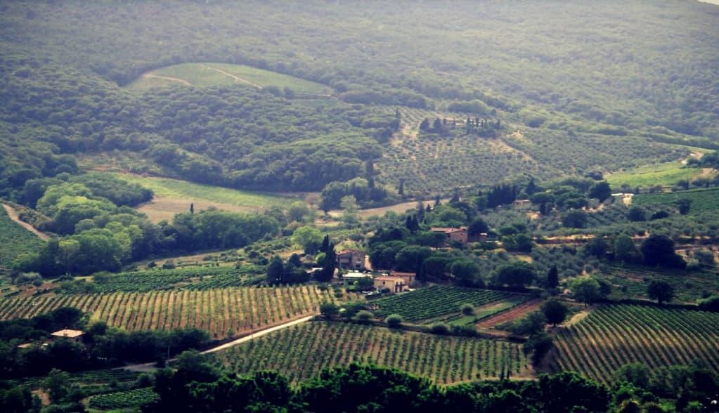 Gita fuori porta in Chianti: San Casciano - Pensione Bencistà